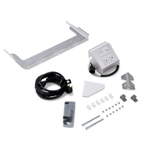 """Electric Accessory With Three Plugs and A Switch for Use In 14"""" H X 21"""" D V14, Adorn and Adorn II Vanities"""