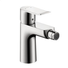 Chrome Single-Hole Bidet Faucet
