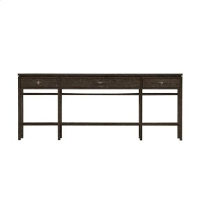 Resort Palisades Sofa Table in Channel Marker