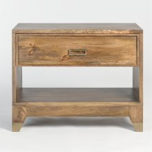 Everette One Drawer Night Stand