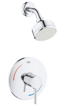 Concetto Shower Combination