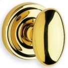 Interior Traditional Knob Latchset - Solid Brass in SB (Shaded Bronze, Lacquered) Product Image