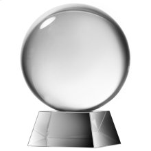 CityScape Glass Sphere,Large