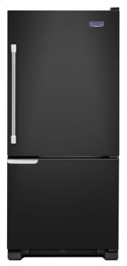 30-inch Wide Bottom Mount Refrigerator with Humidity-Controlled Crispers - 19 cu. ft. Product Image