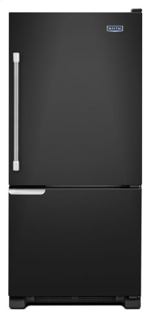30-inch Wide Bottom Mount Refrigerator with Humidity-Controlled Crispers - 19 cu. ft.