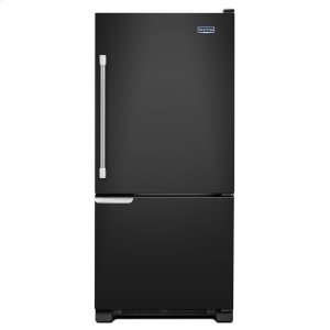 Maytag30-inch Wide Bottom Mount Refrigerator with Humidity-Controlled Crispers - 19 cu. ft.