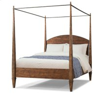 Jasper King Bed Group: King Bed, Nightstand, Dresser & Mirror