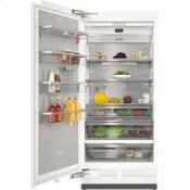 K 2911 Vi - MasterCool(TM) refrigerator For high-end design and technology on a large scale.