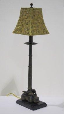 Brass Bunny Lamp