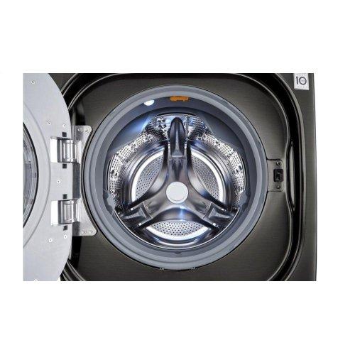 4 5 cu  ft  Ultra Large Capacity TurboWash® Washer
