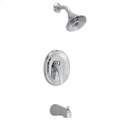Seva FloWise Bath/Shower Trim Kit - Polished Chrome
