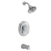 Seva FloWise Bath/Shower Trim Kit - Polished Chrome