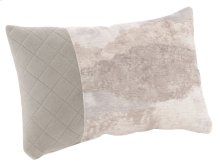 """Decorative Pillows Abstract Kidney (14"""" x 23"""")"""