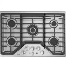 """30"""" Built-In Deep-Recessed Edge-to-Edge Gas Cooktop Product Image"""