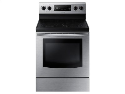 5.9 cu. ft. Electric Range with Fan Convection Product Image