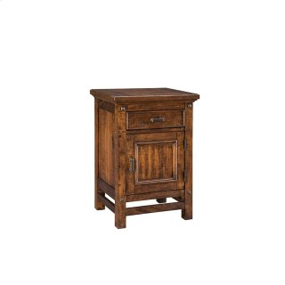 Bedroom - Wolf Creek One Drawer Nightstand