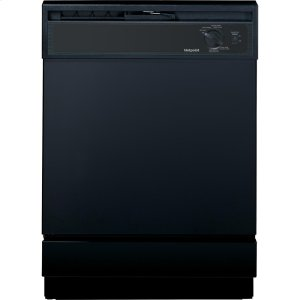Hotpoint® Built-In Dishwasher - BLACK