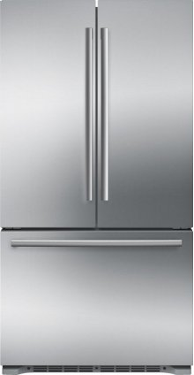"800 Series 36"" Counter-Depth 3-Door Refrigerator 800 Series - Stainless Steel B21CT80SNS B21CT80SNS"