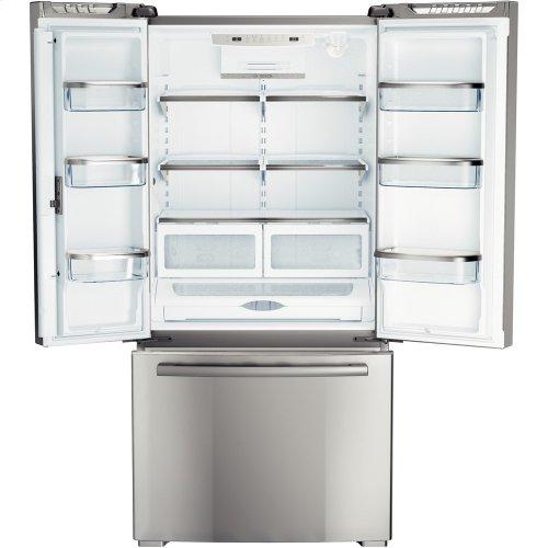 "33"" Standard-Depth French Door Bottom-Freezer 800 Series - Stainless Steel"