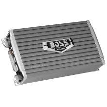 "Armor 1600W 4 Channel Full Range, Class A/B Amplifier Dimensions 13""L 6.5""W 2.8""H"