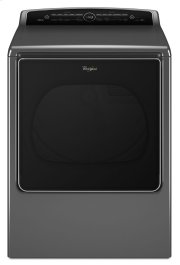 8.8 cu.ft Top Load HE Electric Dryer with Intuitive Touch Controls, Steam Refresh Product Image