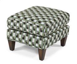 Harvard Fabric Ottoman Product Image