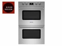 "30"" Double Electric Wall Oven with Drop Down Doors"