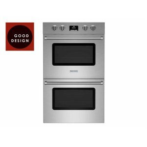 "BlueStar30"" Double Electric Wall Oven with Drop Down Doors"