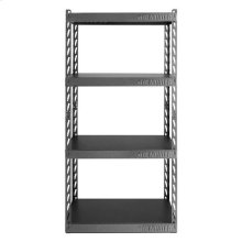 "30"" Wide EZ Connect Rack with Four 15"" Deep Shelves"