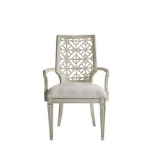 Oasis-Catalina Arm Chair in Oyster