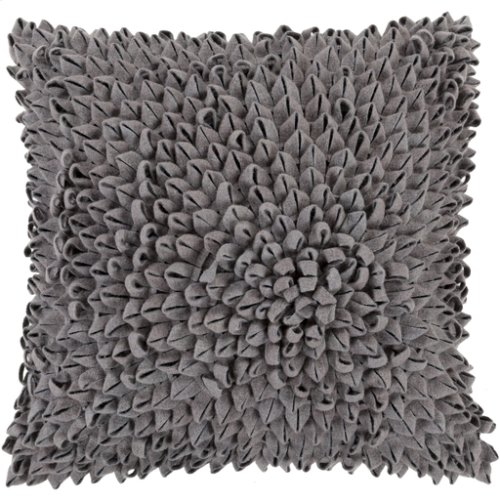 "Dahlia DA-001 20"" x 20"" Pillow Shell with Down Insert"