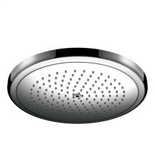Chrome Showerhead 280 1-Jet, 2.0 GPM