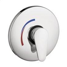 Chrome Pressure Balance Trim E