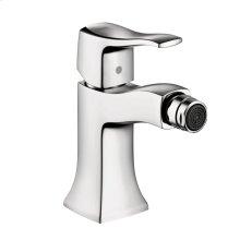 Chrome Single-Hole Bidet Faucet