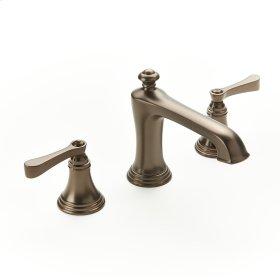 Widespread Lavatory Faucet Summit (series 11) Bronze