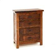 Forest Edge - 4 Drawer Dresser Product Image