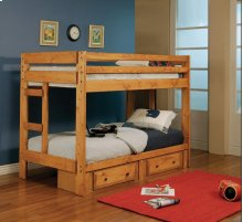 Trundle W/ Bunkie Mattress