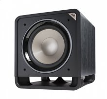 """12"""" Subwoofer with Power Port Technology in Washed Black Walnut"""