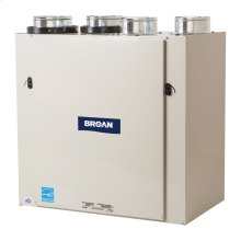 Advanced Series Heat Recovery Ventilator offers superior airflow