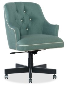 Domestic Home Office Mochacinno Desk Chair 8116