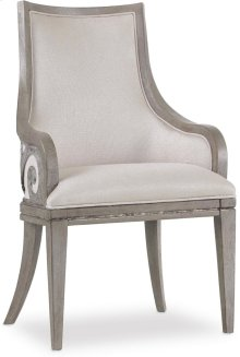 Sanctuary Upholstered Arm Chair