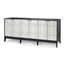 Borneo Extra Large Cabinet, Black