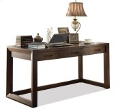 Riata Writing Desk Warm Walnut finish