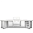 Oasis Modular Islands with the BIPRO500 Grill Head Product Image
