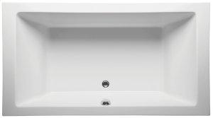 Center Drain Bathtub 66X40 - *OPEN BOX* 2x Available