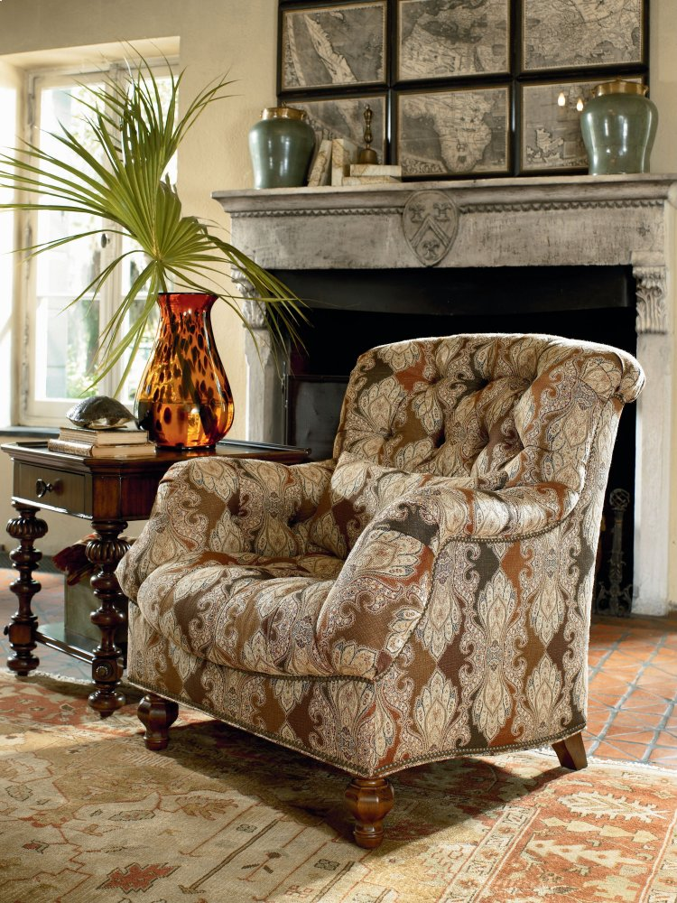 Hidden · Additional Ernest Hemingway ® Walden Chair (Fabric)