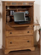 Sedona Laptop Armoire Product Image