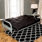 "Plosh 8"" Black Futon Mattress Product Image"