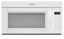 ( FLOOR MODEL DISCONTINUED) 1.7 cu. ft. Over the Range Microwave with Hidden Vent