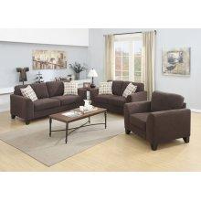 Brighton Chocolate Sofa, Loveseat, Chair & Sleeper, U3020